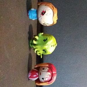 2 pint size heroes:horror 2 mystery minis series 3